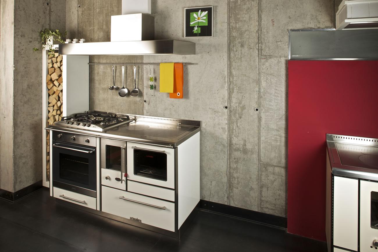 Cucine economiche moderne idee per il design della casa - Cucina rustica economica ...
