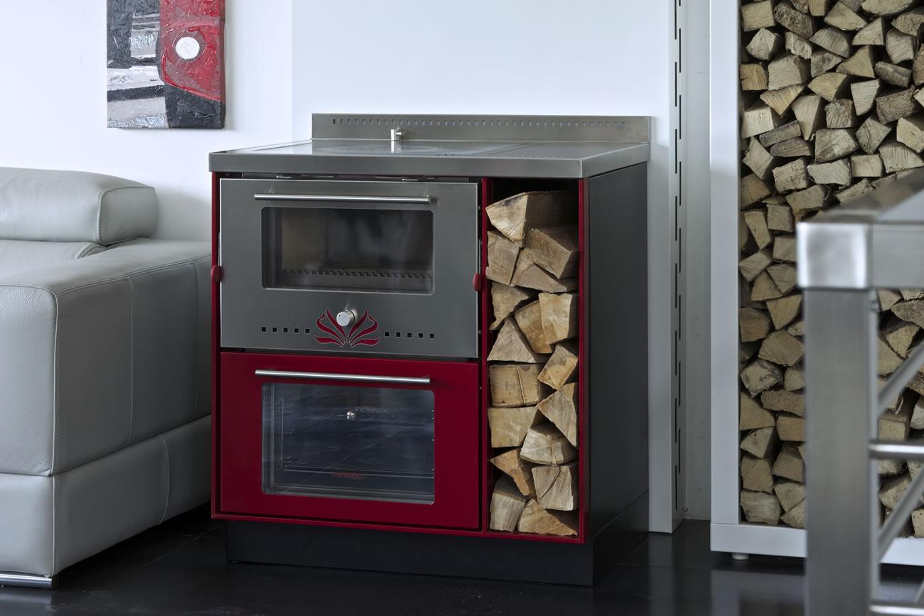 Cucine economiche a legna val di sole trentino for Vendita cucine a legna usate