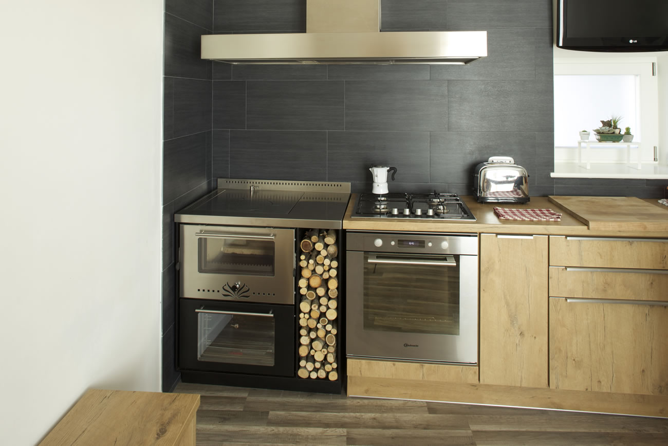 Cucine Rustiche Economiche. Cucina Muratura Moderna Cucina Rustica ...